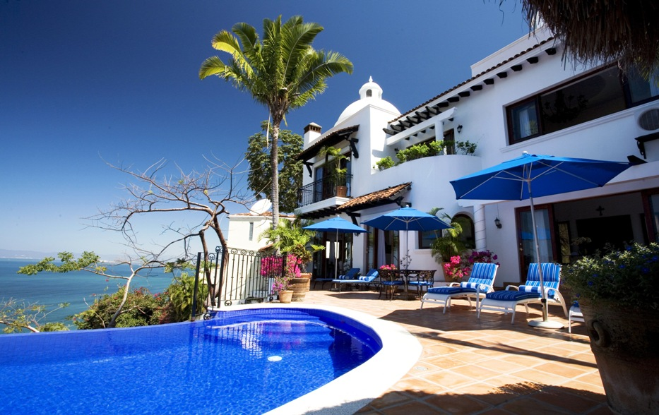 Puerto Vallarta Villa Rentals Five Bedrooms Bay View Gay