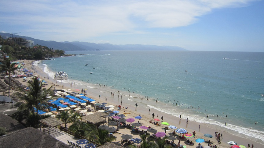 La Palapa 604 Puerto Vallarta Condo Gay Vallarta Old Town Holiday