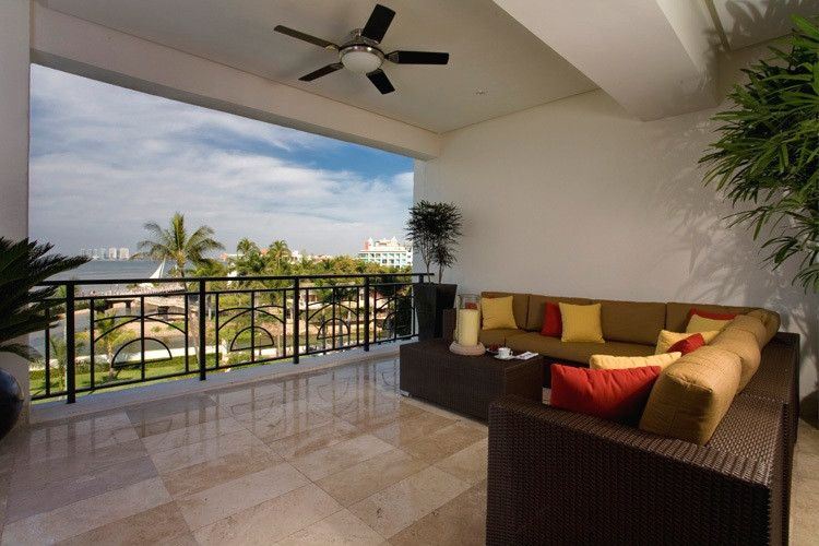 Puerto Vallarta Condo Rental 3 Bedroom Beachfront Building