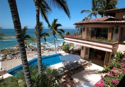 Villa Amapas South Puerto Vallarta Villa Four Bedroom
