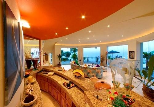 Gay Puerto Vallarta 4 Bedroom Ocean View Villa For Rent