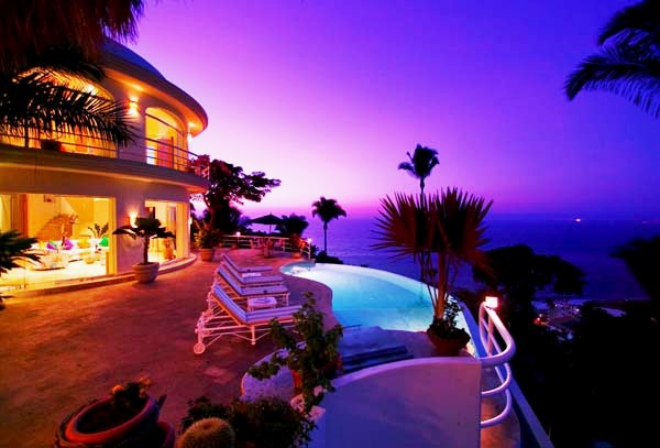 Views From Puerto Vallarta Vacation Rental Villa VFR 4