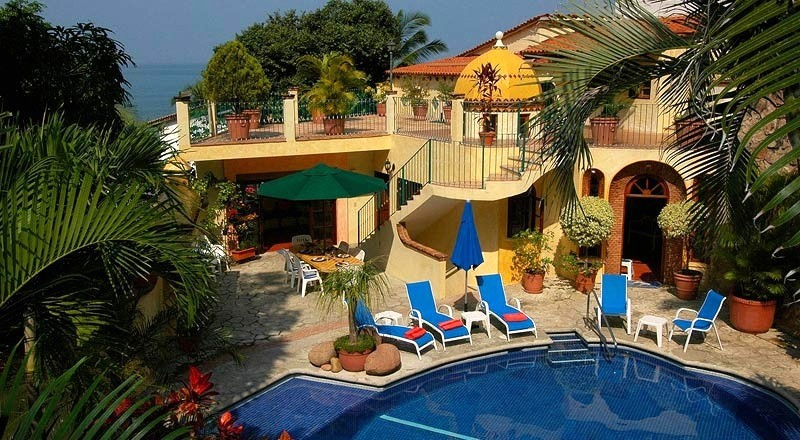 Beautiful rooms the charmed life in puerto vallarta 39 s luxury villas - Villa reve puerto vallarta ...