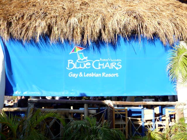 Blue Chair Puerto Vallarta puerto vallarta gay travel guide - gay beach photos blue chairs