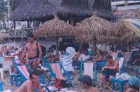 Gay Puerto Vallarta Travel Guide Gay Beach s Blue