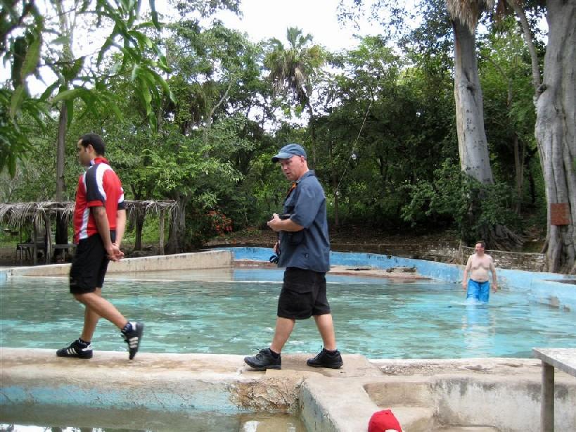 Puerto vallarta hot springs