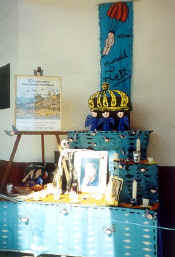 commemoration for local puerto vallarta artist Manuel Lepe in 2001