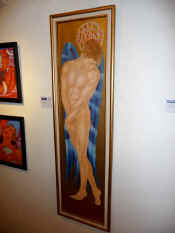 puerto vallarta gay artwork at Pacifico gallery
