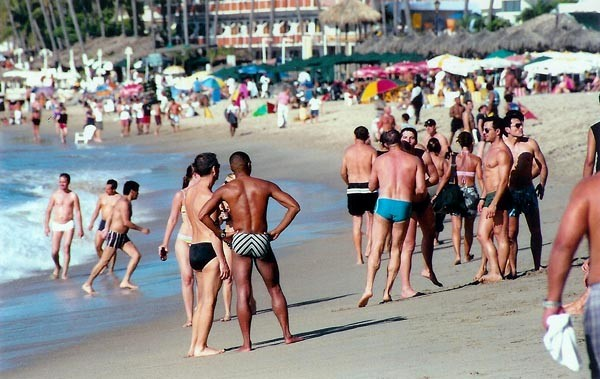 Gay Beach Puerto Vallarta Gay Vallarta Beaches Blue And