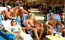 gay holiday destination Vallarta with Rebecca, Noel & friends - picture thanks John Hook