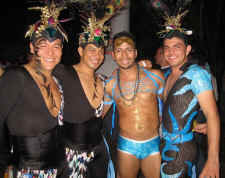 gay celebration puerto vallarta mexico carnival holiday