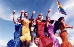 gay vacation cruise - Pride Sisters show on the Amadeus cruise years ago, now defunct