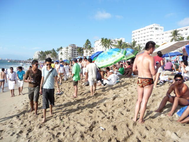 Puerto Vallarta Gay Travel Guide Gay Beach Photos