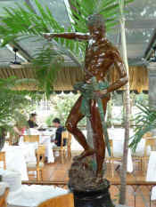 Le Bistro restaurant cafe in puerto vallarta mexico gay owned