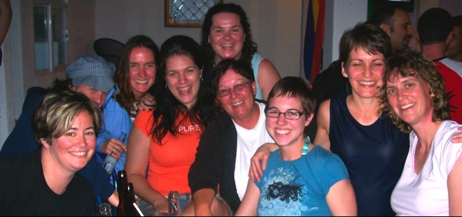 groups Lesbian travel