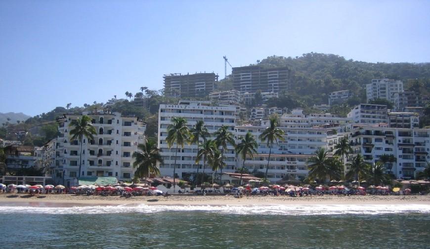 Gay Puerto Vallarta Travel Guide Gay Beach Photos Blue
