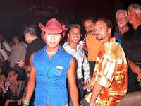 opening night party in March '04 at gay puerto vallarta club NYPV (now defunct)