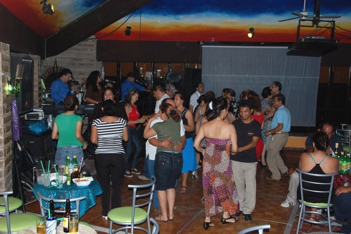 Puerto Vallarta nightlife at Kokopelli bar and salsa dance club - picture thanks to dennis