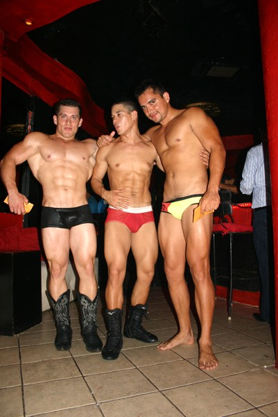 from Samir denver gay stripper bar