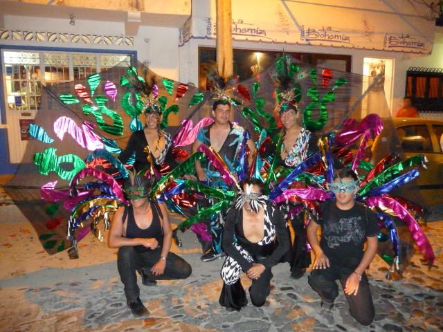 gay Puerto Vallarta, Mexico Carnival-Mardi Gras Festival 2010 - Denis & ...