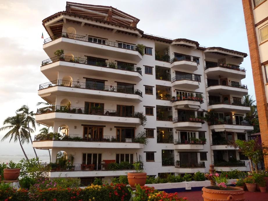 La Palapa Puerto Vallarta Condo Vacation Rentals Gay Vallarta - Condos condominiums