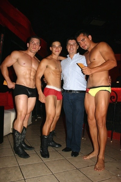 gay strip bar antropology winners 2010. Alejandro, Moises #1, Jose G. club ...