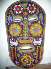 puerto vallarta huichol indian art - my private collection