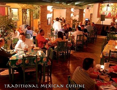 Puerto Vallarta Mexican Restaurants Owned El Arrayan