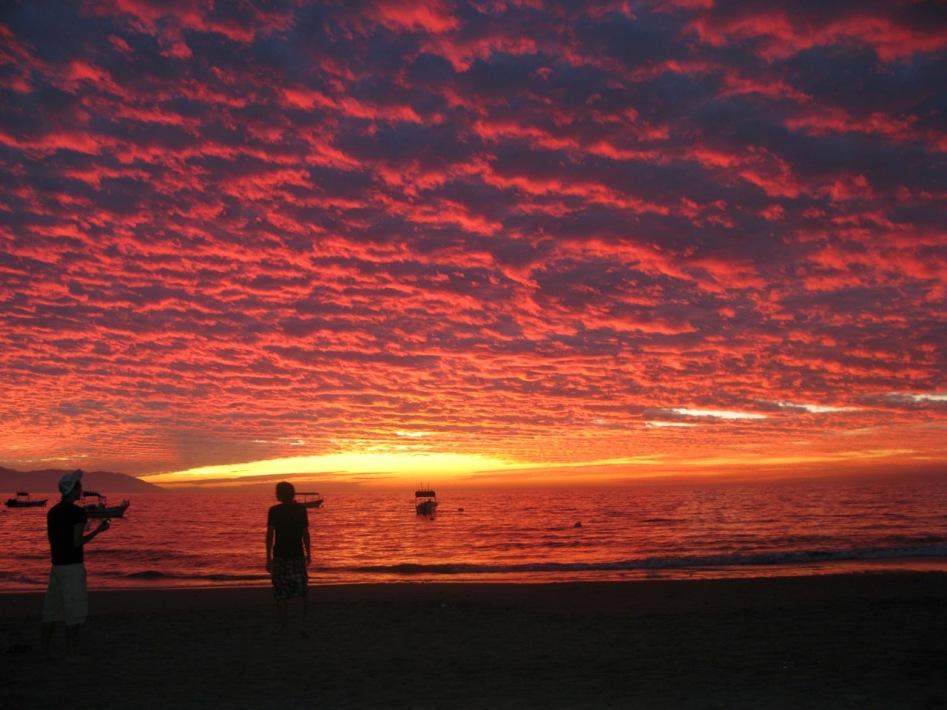 Puerto Vallarta Sunset Photos Pictures Gay Vallarta