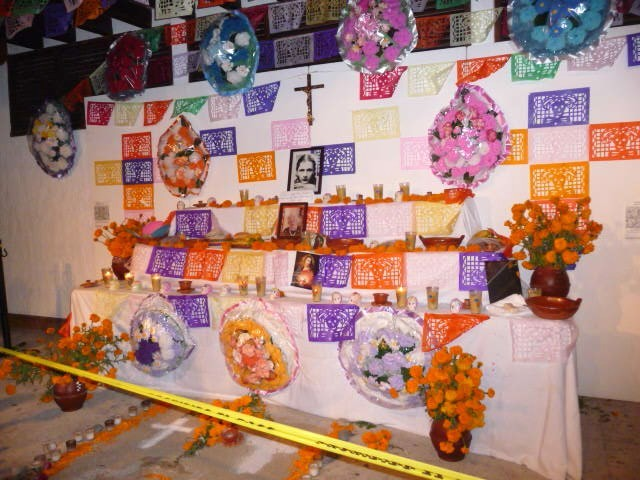 puerto vallarta things to see Day of the Dead altars at city hall