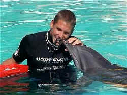 puerto vallarta dolphin swim pic thanks to Vallarta Adventures one of the best in town